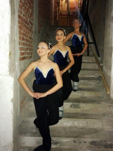 Martina Minico-Sofia Modafferi-Elena Modafferi