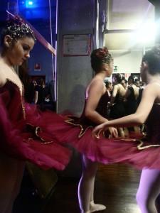 Back stage - gruppo danza Spagnola 4
