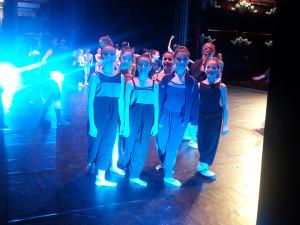 Back stage - gruppo danza Spagnola 6