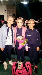 Back stage - trio Mirlitoni
