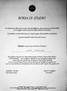 Borsa di Studio - Stage Città di Rapallo