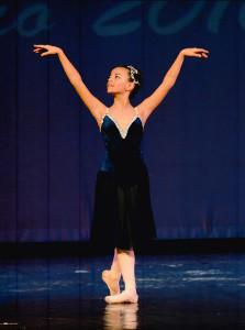 Elena Modafferi - Danza dei Mirlitoni