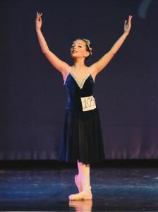 Sofia Modafferi - Danza dei Mirlitoni
