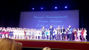Premio Internazionale danza Giovani
