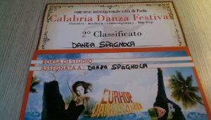 Danza Spagnola - Borse di Studio